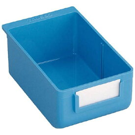 トラスコ中山 ビンラック用ライトビン 100X1H67XH67 ブルー K10B