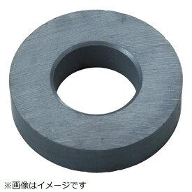 トラスコ中山 フェライト磁石 外径80mmX厚み10mm 5個入り TF80RA5P