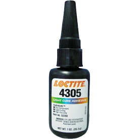 ヘンケルジャパン Henkel 紫外線可視光硬化型接着剤 4305 28g 430528