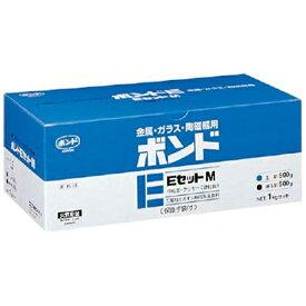 コニシ ボンド EセットM 1kgセット(箱)中粘度 M #45117 M BE1
