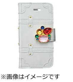 サンクレスト SUNCREST iPhone 5c/5s/5用 Girls i トランクカバー (ビジュー) iD5S-BC23[ID5SBC23]