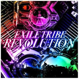 エイベックス・エンタテインメント Avex Entertainment EXILE TRIBE/EXILE TRIBE REVOLUTION(DVD付) 【CD】