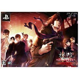 ヴューズ views オメルタ 〜沈黙の掟〜 THE LEGACY 初回豪華版【PSPゲームソフト】