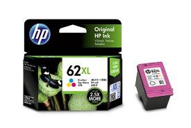 HP エイチピー C2P07AA 純正プリンターインク 62XL 3色カラー[C2P07AA]【wtcomo】