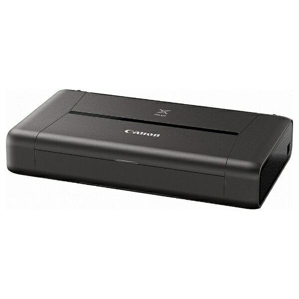 【送料無料】 キヤノン CANON 【スマホ/タブレット対応】A4モバイルプリンター[無線LAN/USB2.0] PIXUS iP110[PIXUSIP110]