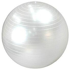 ラッキーウエスト バランスボール YOGA BALL(パールホワイト/φ55cm) LG-321[LG321]