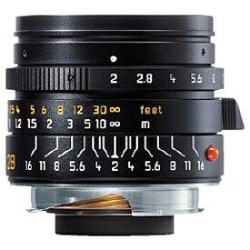 ライカ カメラレンズ ズミクロン M f2/28mm ASPH. (6bit) 11604C【ライカMマウント】[ズミクロンM228MMASPH6BIT]