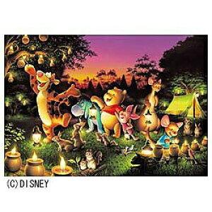 ディズニーシリーズ 1000ピース 森のキャンドル パーティー