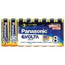 パナソニック Panasonic LR6EJ/8SW LR6EJ/8SW 単3電池 EVOLTA(エボルタ) [8本 /アルカリ][LR6EJ8SW] panasonic
