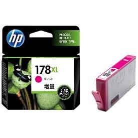 HP ヒューレット・パッカード CB324HJ 純正プリンターインク 178XL マゼンタ[CB324HJ]