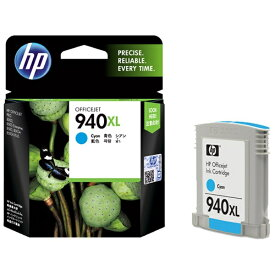 HP ヒューレット・パッカード C4907AA 純正プリンターインク 940XL シアン[C4907AA]【wtcomo】