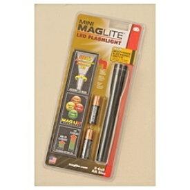 MAGLITE マグライト SP2201HY ペンライト ミニマグライト 2nd LED Black [LED /単3乾電池×2][SP2201HYB]