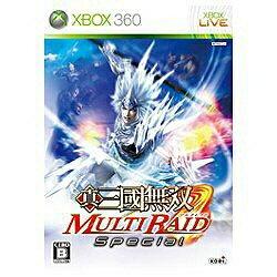 コーエーテクモゲームス KOEI 真・三國無双 MULTI RAID Special【Xbox360ゲームソフト】