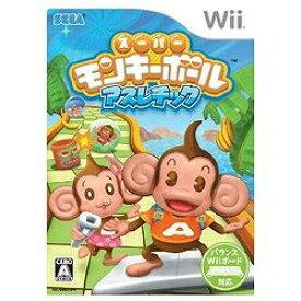 セガゲームス SEGA Games スーパーモンキーボール アスレチック【Wii】