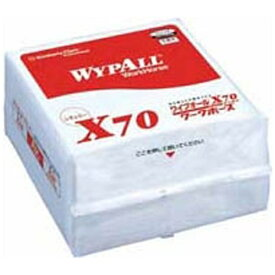 日本製紙クレシア crecia ワイプオールX70 4つ折り 60570[60370]