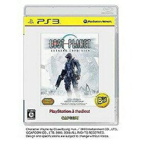 カプコン CAPCOM ロスト プラネット エクストリーム コンディション PLAYSTATION3 the Best(再廉価版)【PS3ゲームソフト】