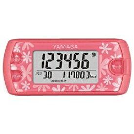 山佐時計計器 YAMASA EX-500-P 歩数計 ポケット万歩 ピンク [装着フリー][EX500P]