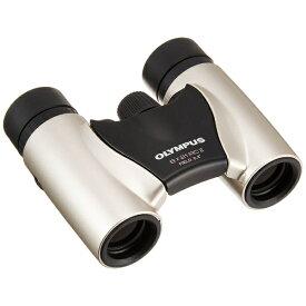 オリンパス OLYMPUS 8倍双眼鏡 「Trip light(トリップ ライト)」(シャンパンゴールド) 8×21 RC II[8X21RCIIシャンパンゴールド]