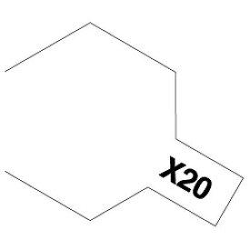 タミヤ TAMIYA タミヤカラー エナメル溶剤特大(X-20 250ml)