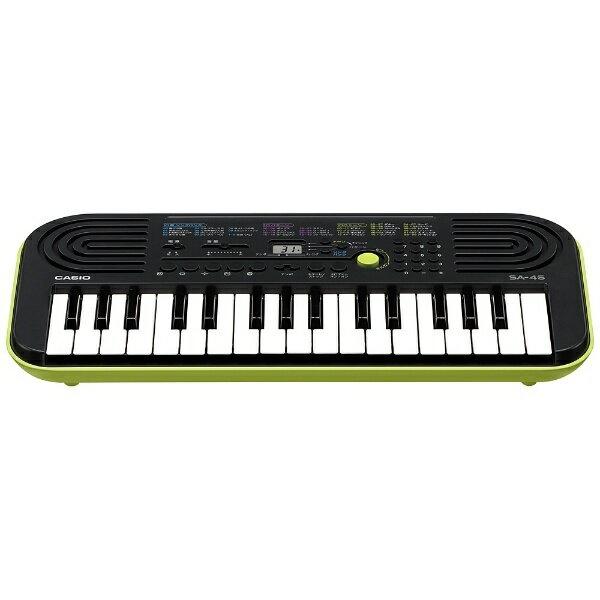 カシオ CASIO ミニキーボード(32ミニ鍵盤) SA-46[SA46]