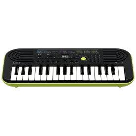カシオ CASIO ミニキーボード SA-46 [32ミニ鍵盤][電子キーボード ピアノ オルガン 小型 SA46]