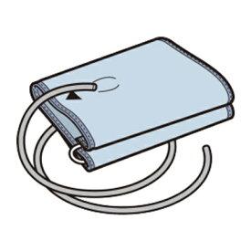 オムロン OMRON 腕帯(太腕用) HEM-CUFF-L24GY[HEMCUFFL24GY]