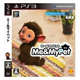 ソニーインタラクティブエンタテインメント Sony Interactive Entertainmen Me&My Pet【PS3ゲームソフト】