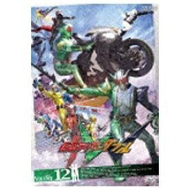東映ビデオ 仮面ライダーW(ダブル) Vol.12 【DVD】