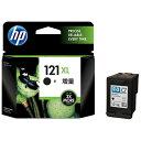 HP 【純正】 HP121XL プリントカートリッジ (黒・増量) CC641HJ