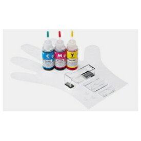 サンワサプライ SANWA SUPPLY INK-C326S30S 詰め替えインク 3色[INKC326S30S]【wtcomo】
