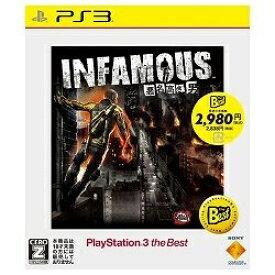ソニーインタラクティブエンタテインメント Sony Interactive Entertainmen INFAMOUS 〜悪名高き男〜 PlayStation3 the Best【PS3】