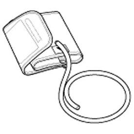 オムロン OMRON 血圧計用腕体(細腕用) HEM-CUFF-S24GY[HEMCUFFS24GY]