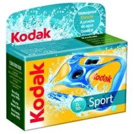 コダック Kodak KODAK スポーツ15M防水 27枚撮り
