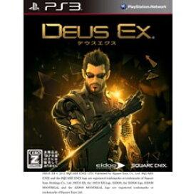 スクウェアエニックス SQUARE ENIX Deus Ex(デウスエクス)【PS3ゲームソフト】
