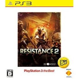 ソニーインタラクティブエンタテインメント Sony Interactive Entertainmen RESISTANCE 2 PlayStation 3 the Best【PS3ゲームソフト】[RESISTANCE2PLAYSTATI]