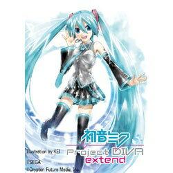 セガゲームス 初音ミク -Project DIVA- extend【PSPゲームソフト】