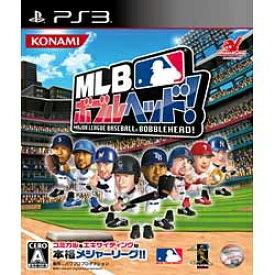 コナミデジタルエンタテイメント Konami Digital Entertainment MLBボブルヘッド!【PS3】