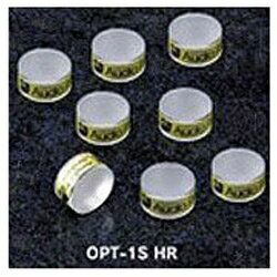 AUDIO REPLAS オーディオリプラス 超高純度石英 インシュレーター (8個1組) OPT-1S HR/8P[OPT1S]