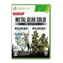 コナミデジタルエンタテイメント メタルギア ソリッド HD エディション【Xbox360ゲームソフト】
