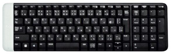 ロジクール ワイヤレスキーボード[2.4GHz・USB] Logicool Wireless Keyboard K230