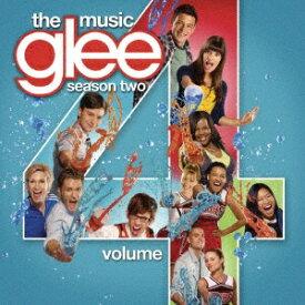 ソニーミュージックマーケティング (オリジナル・サウンドトラック)/glee/グリー 踊る♪合唱部!?<シーズン2> Volume 4 【CD】