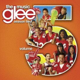 ソニーミュージックマーケティング (オリジナル・サウンドトラック)/glee/グリー 踊る♪合唱部!?<シーズン2> Volume 5 【CD】