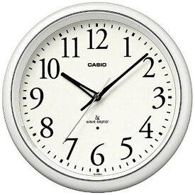 カシオ CASIO 電波掛け時計 IQ-1050NJ-7JF[IQ1050NJ7JF]