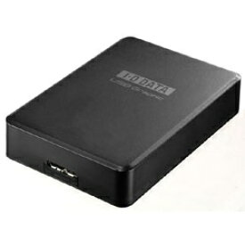 I-O DATA アイ・オー・データ USB 3.0/2.0接続 外付グラフィックアダプター HDMI端子対応モデル USB-RGB3/H[USBRGB3H]