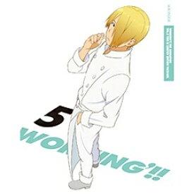 ソニーミュージックマーケティング WORKING'!! 5 完全生産限定版 【ブルーレイ ソフト】