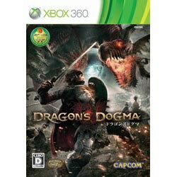 カプコン CAPCOM ドラゴンズドグマ【Xbox360ゲームソフト】