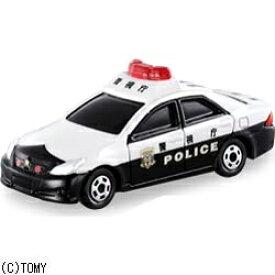 タカラトミー TAKARA TOMY トミカ No.110 トヨタ クラウン パトロールカー(サック箱)