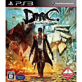 カプコン CAPCOM DmC Devil May Cry【PS3ゲームソフト】