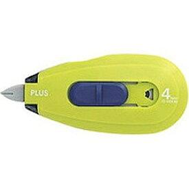 プラス PLUS 個人情報保護テープ 1行ケシポン(幅4mm・グリーン) IS-440CMGR[IS440CMGR]
