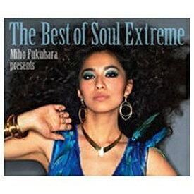 ソニーミュージックマーケティング 福原美穂/The Best of Soul Extreme 初回生産限定盤 【CD】